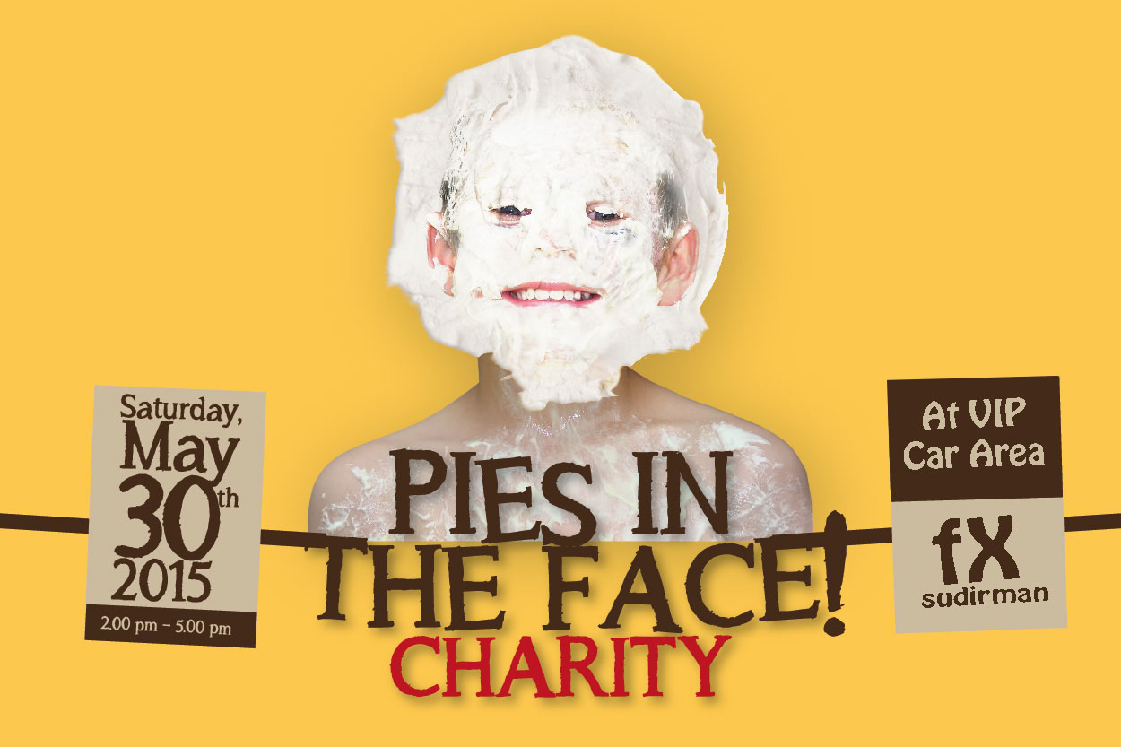 Pies in the Face Charity