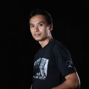 Agus Widodo who designed our logo :)