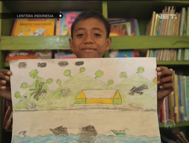"NET TV's Lentera Indonesia Features ""The Next Generation of Pelangi"""