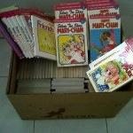 Komik Jepang untuk Anak-anak di Flores