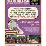 Pies In The Face!