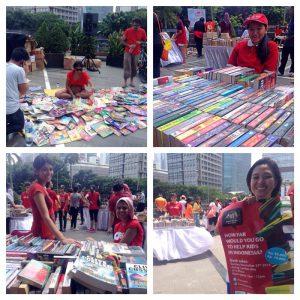 Foto 3: Relawan Siaga! :)