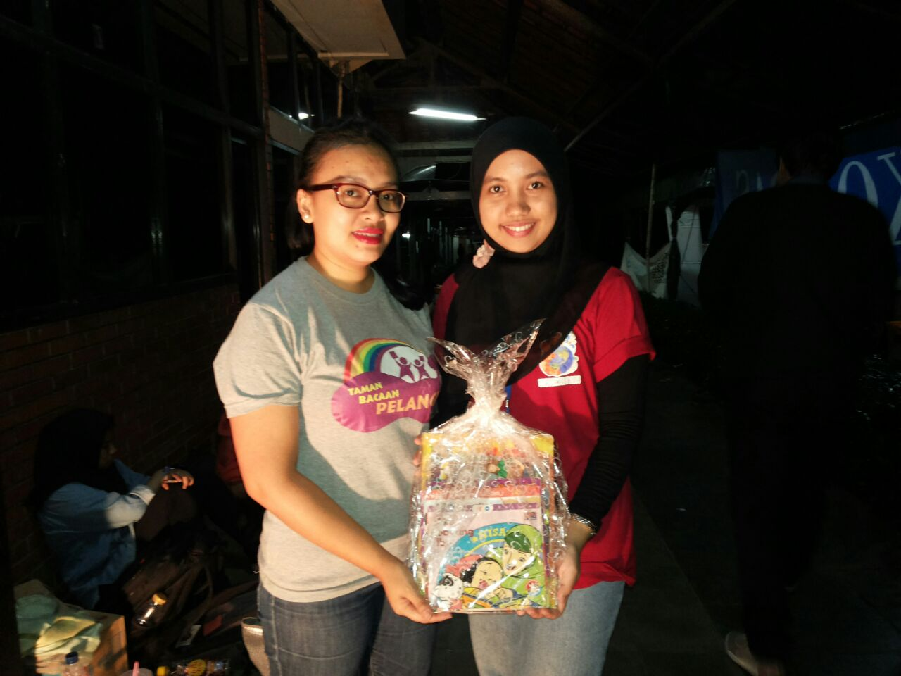 Bookfest University of Indonesia