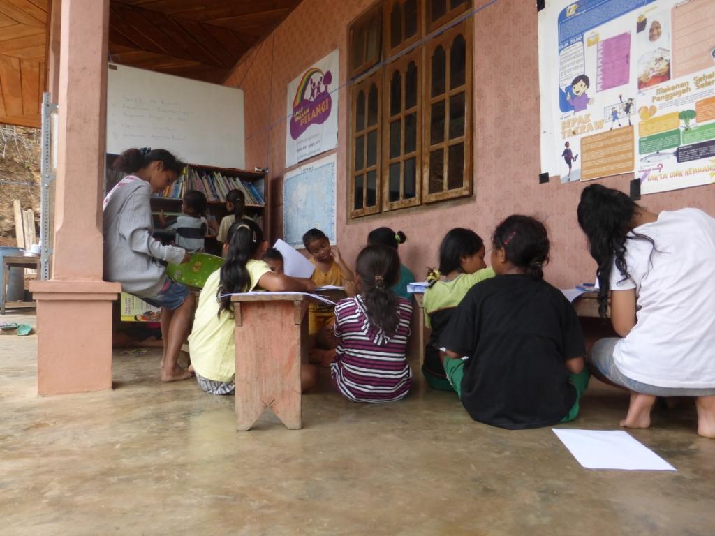 Volunteer Diary #1– Simon