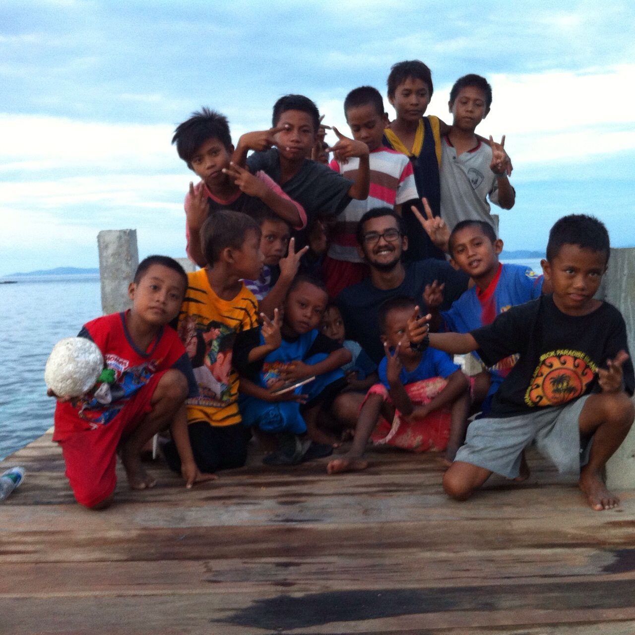 Volunteer's Diary: Books for Messah Project