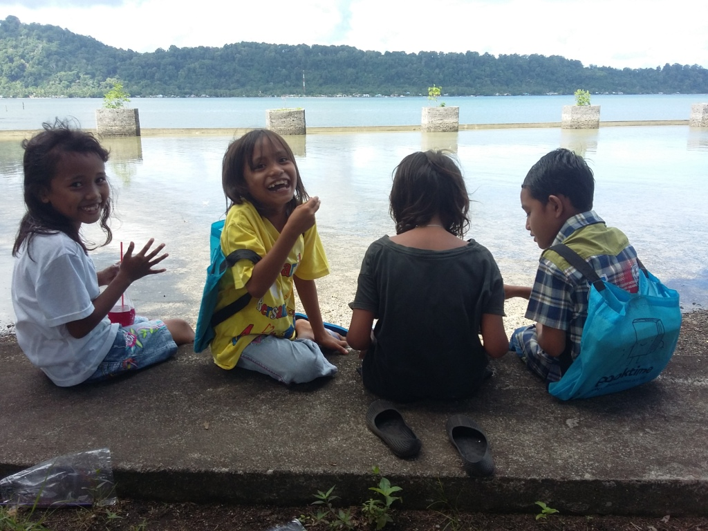 Taman Bacaan Pelangi Goes to Spice Islands!