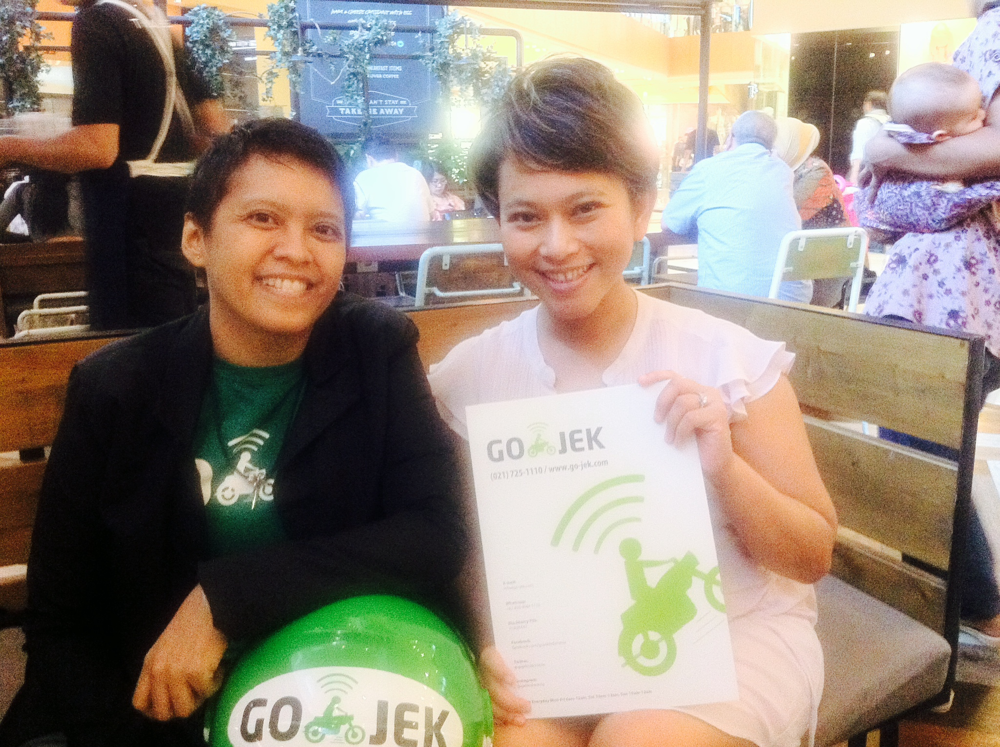 GOJEK Supports Rainbow Reading Gardens