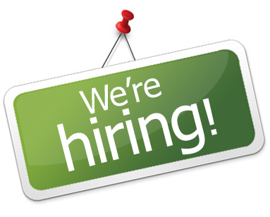 We're Hiring! Join us as the External Relations Officer