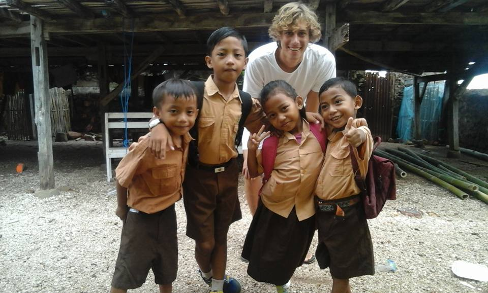 Volunteer's Diary: An Update from Our Library on Papagarang Island