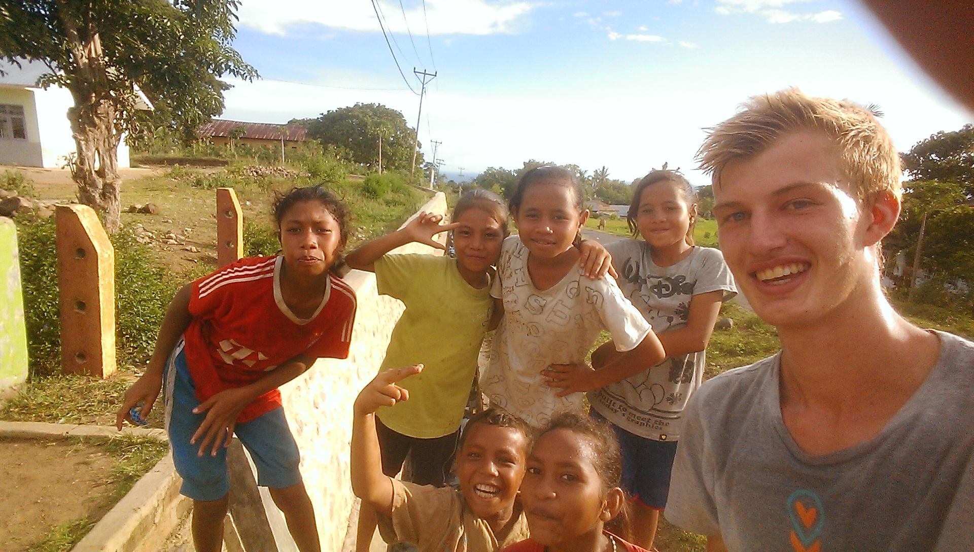 Volunteer's Diary: Leon was in Pongkor
