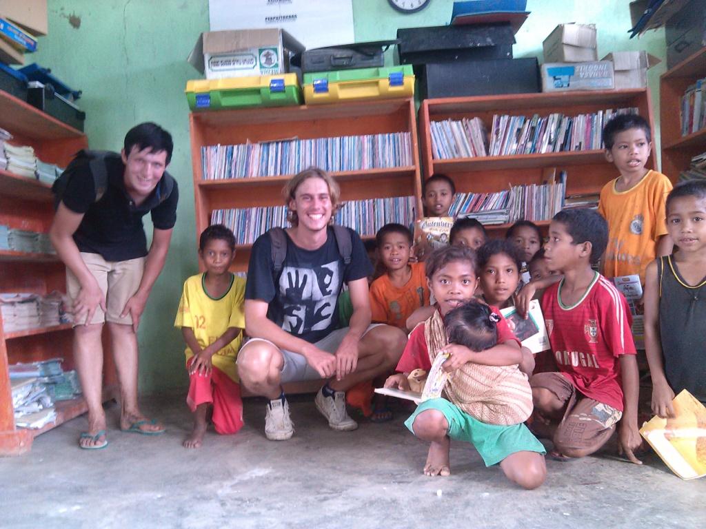 Volunteer's Diary: Visiting Lukas in Molodkondo