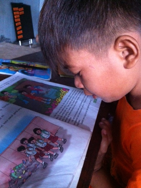 Les Membaca Gratis untuk Anak-anak Pulau Rinca