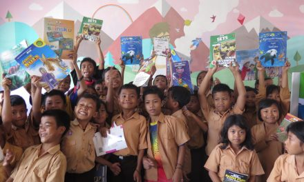Rainbow Library in Sumbawa : Paying Off Debt