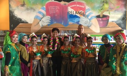 Inauguration of our 40th Library!