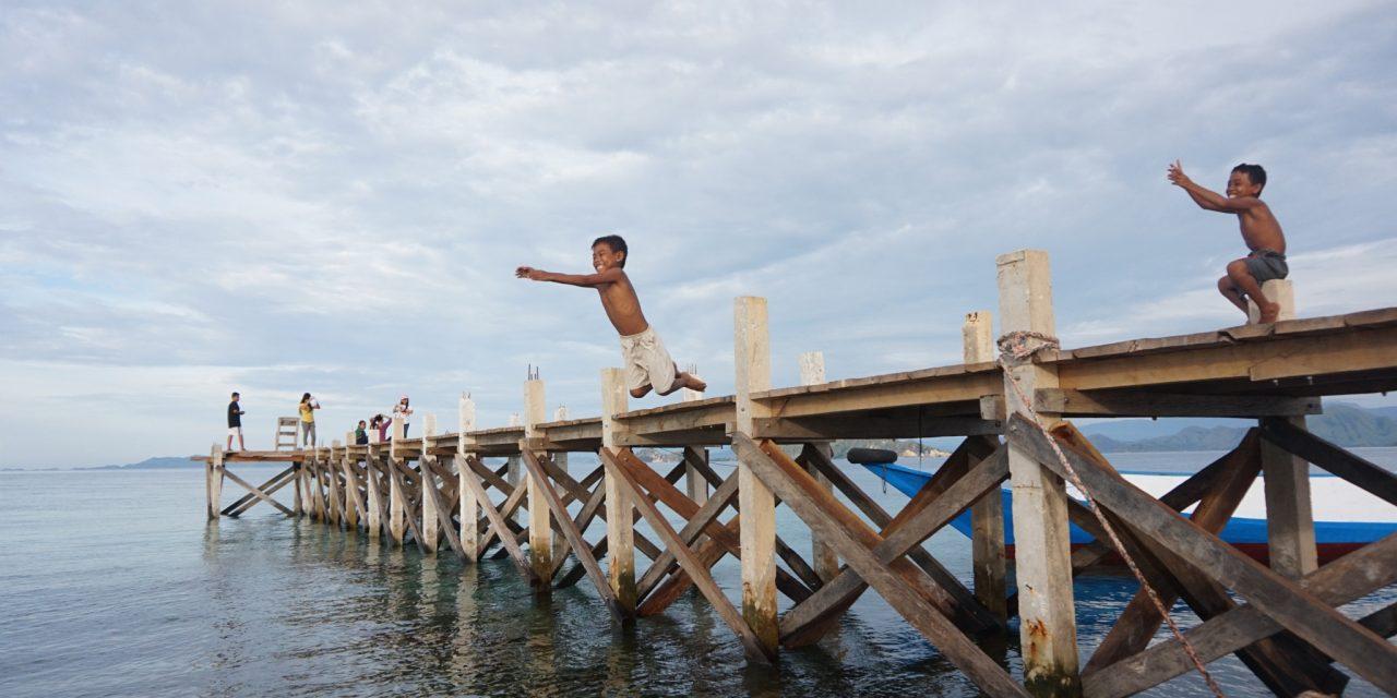 Tak Kenal Lelah di Pulau Messah