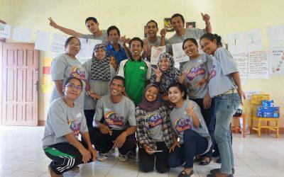 Library Management and Library Period Workshop at SDN Rangga Watu, Manggarai Barat, NTT