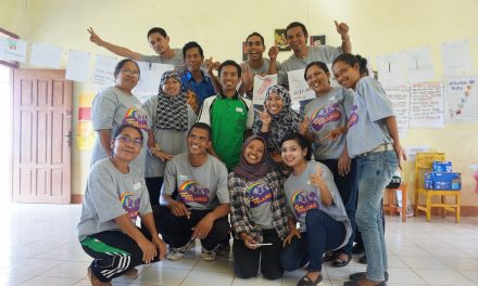 Library Management and Library Period Workshop at SDN Rangga Watu, Manggarai Barat, NTT