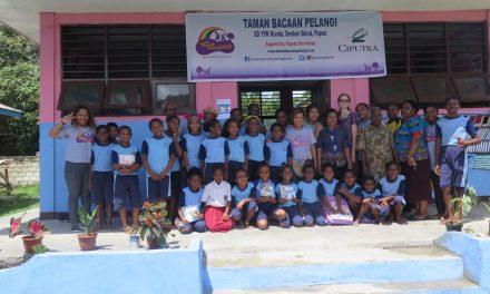 """""""Hari ini Sa Baca, Besok Sa Pimpin Papua"""""""