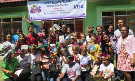 Menuai Harapan di SD Inpres Harapan, Papua