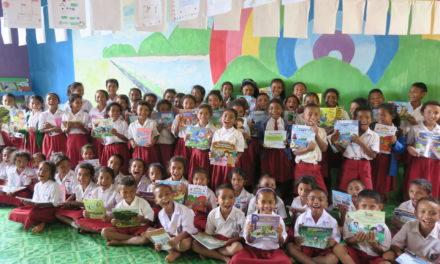 Pejuang Literasi dari Beci