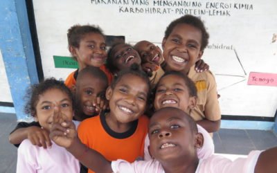 SCHOOL SELECTION: FINDING MANY POTENTIALS IN SORONG DISTRICT, WEST PAPUA