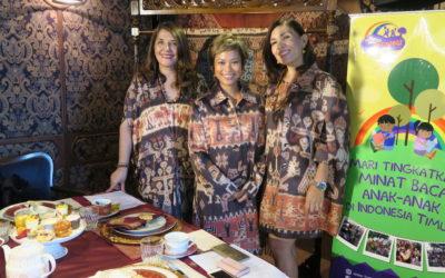 Merdeka High Tea for Charity