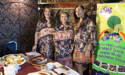 Merdeka High Tea for Charity