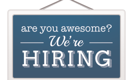 We're Hiring! Looking for: Project Manager and Project Coordinator