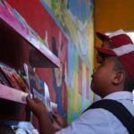 Inauguration of the 69th #TBPelangi Library at SDN Roja 6, Kab. Ende, Flores, NTT