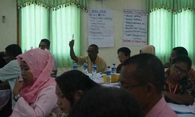 Library Management Workshop Ende: Laughter, Debates and Tears