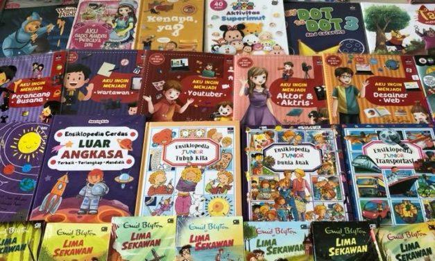 Books from Blibli.com