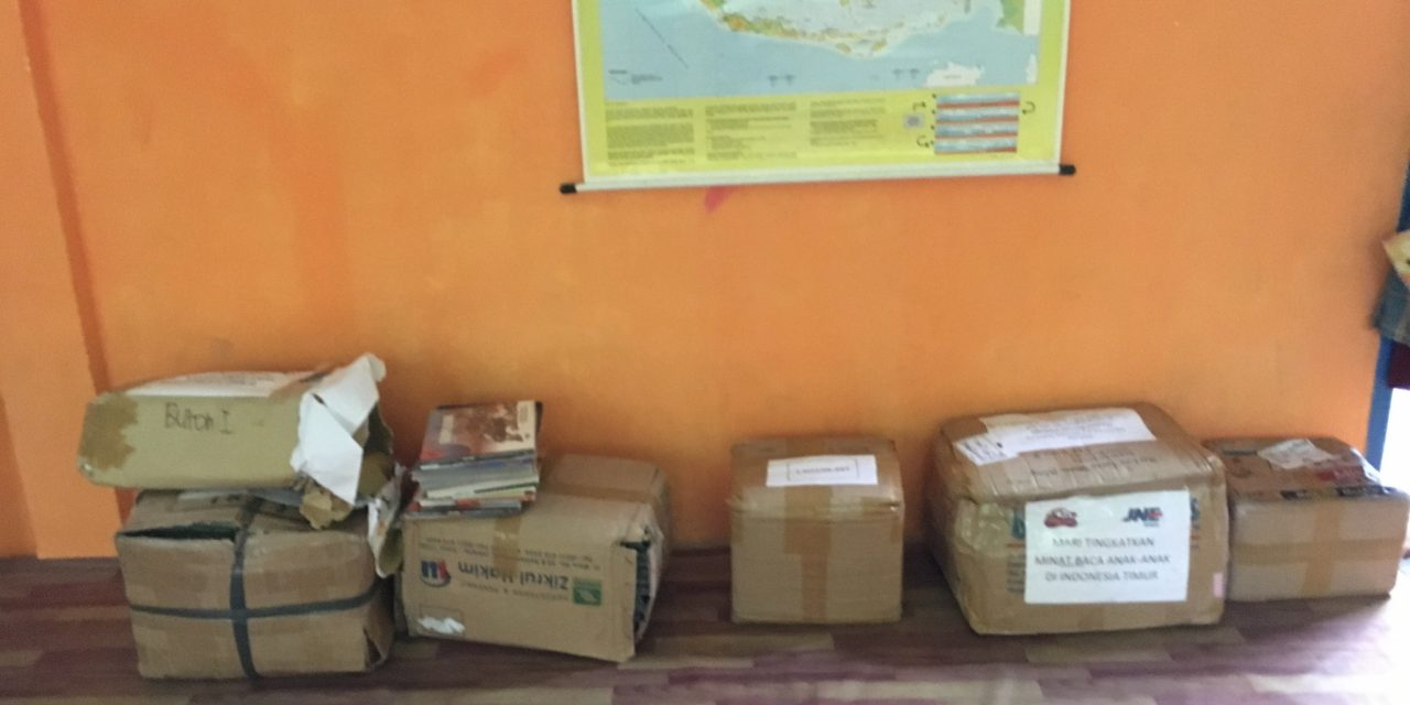 Book Delivery to Atambua with JNE