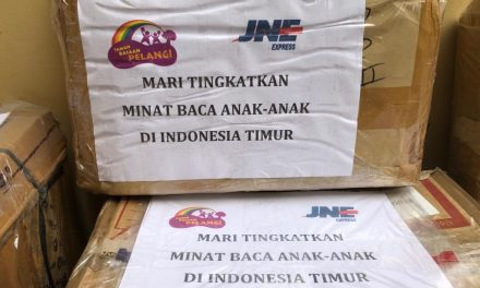 Book Delivery to Labuan Bajo with JNE