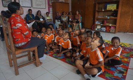 Belajar Bersama Menghidupkan Buku