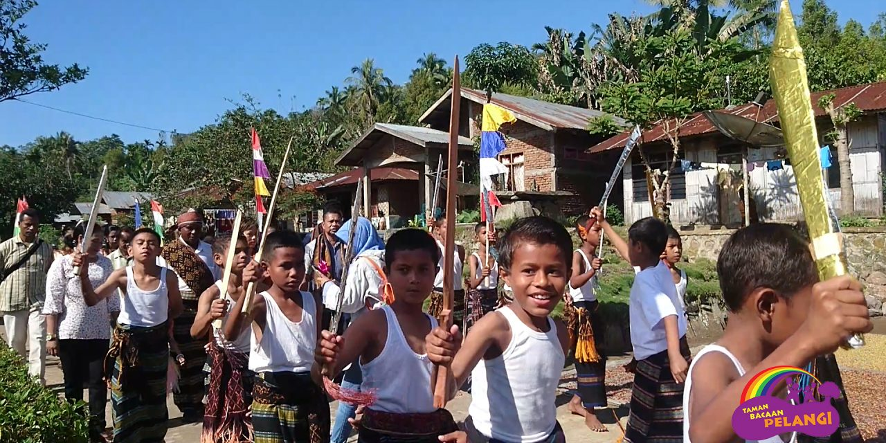 THE SPIRIT CARRIES ON: INAUGURATION OF THE 93RD #TBPELANGI LIBRARY AT SDI NDETUNDORA 2, ENDE, ENDE DISTRICT