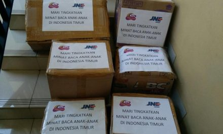 Book Delivery to Alor with JNE