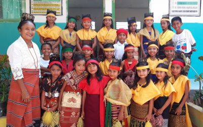 The Warmth of the Inauguration of the Third Library in East Sumba
