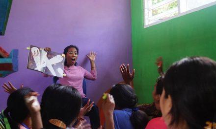 Satu Mimpi (Lagi) Tentang Perpustakaan Ramah Anak dari Tanah Marapu