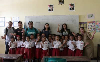 Our Volunteer's Diary (3): The Change Starts With You
