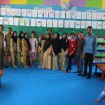 Peresmian Perpustakaan SD Islam Mananga: Hikmah Tuhan yang turun
