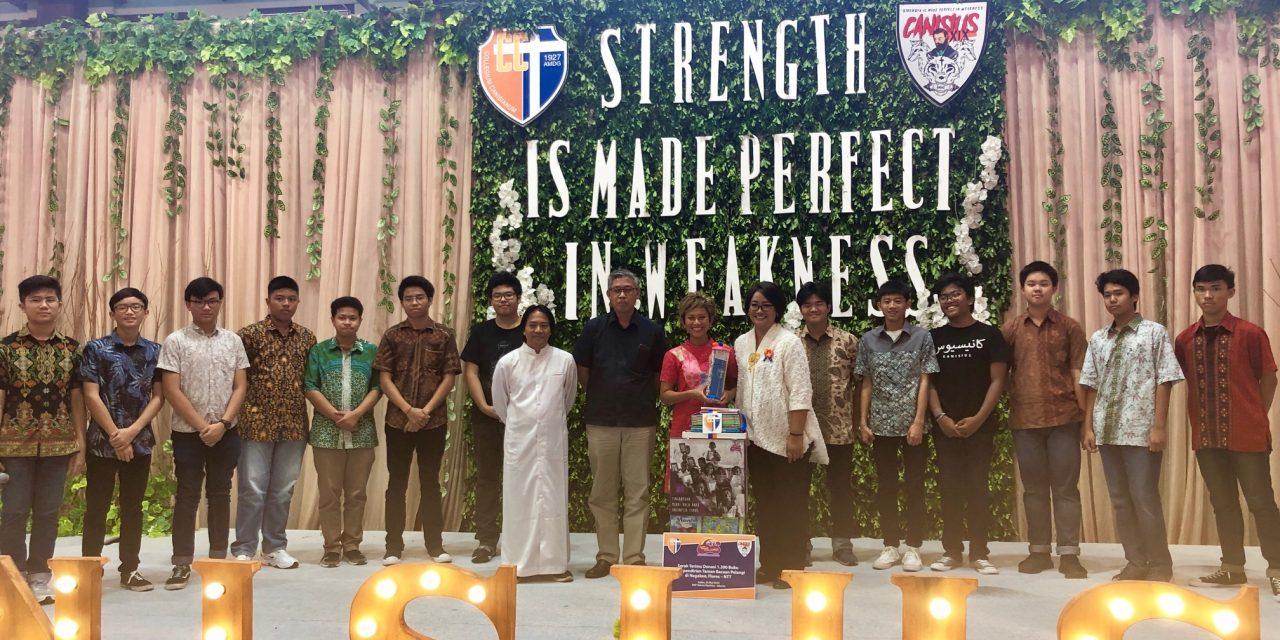 Terima Kasih SMP Kolese Kanisius Jakarta