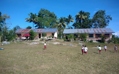 SCHOOL SELECTION IN SUMBA BARAT DAYA: IMPLEMENTING THE SUSTAINABILITY KEYS OF RAINBOW READING GARDENS