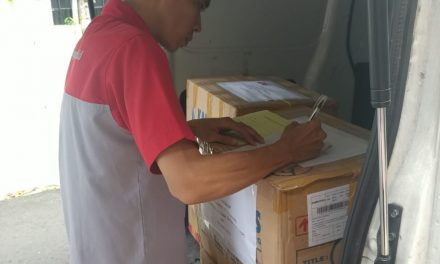 Book Delivery to Ende with JNE