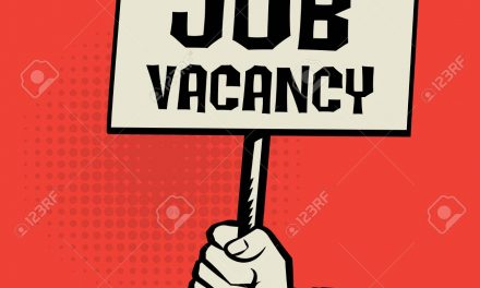 Job Vacancy: Finance and Administrative Assistant