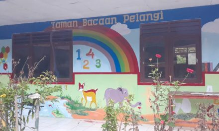 Perkembangan Renovasi Perpustakaan Ramah Anak di 10 Sekolah Baru, Ende.