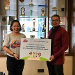 10 Million Donation from Panin Sekuritas