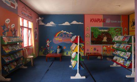 Perpustakaan Ramah Anak SDN Lokory: menuju Perpustakaan rujukan Sumba Barat