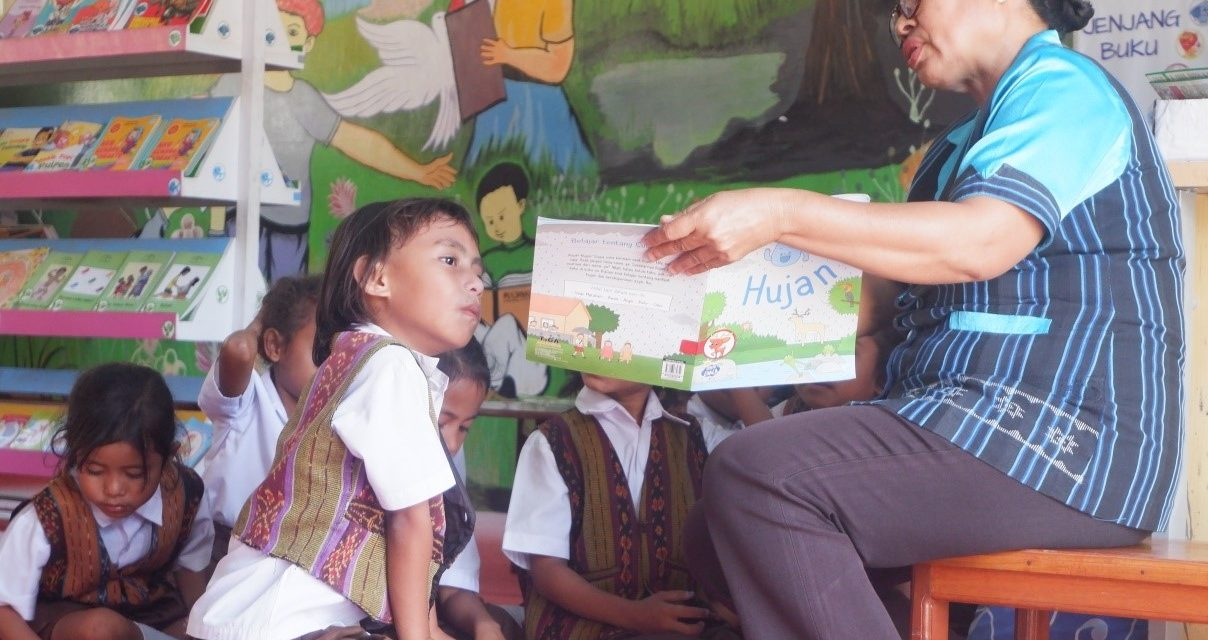 What does it mean to be a teacher? : A reflection on teacher identity and agency in provincial Indonesia