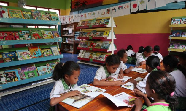 LITERASI DI PERBATASAN INDONESIA-TIMOR LESTE