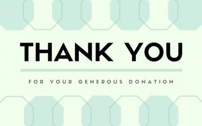 50 Million Donation from Yayasan Generasi Peduli Kabar Baik